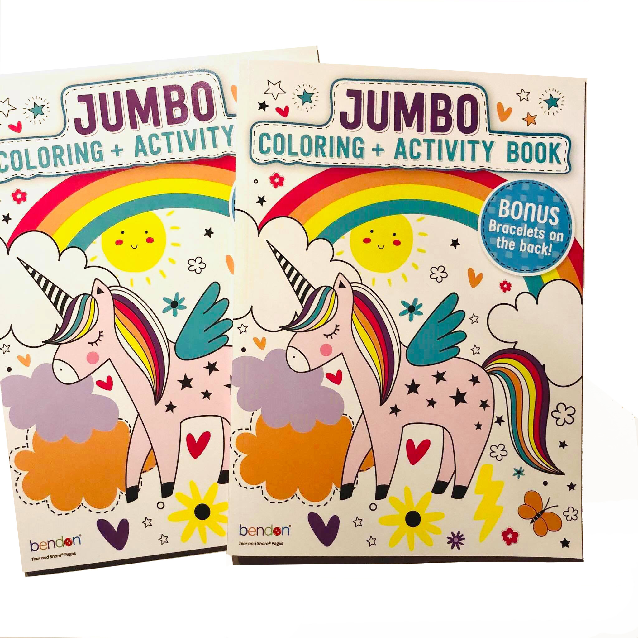 Jumbo Unicorn Coloring Activity Book 2 Coloring Books Coloring Books For Kidz
